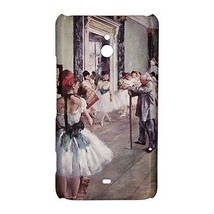Edgar Degas The Dance Class Hardshell Case for Nokia Lumia 1320 - $14.07