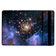Starburst Clusters Nebula Galaxy Universe Outer Space Flip Case for ipad Air - $17.81