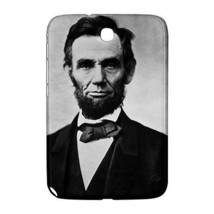 Abraham Lincoln Abe Hardshell Case for Samsung Galaxy Note 8.0 N5100 N5110 - $17.81