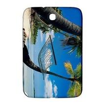 Tropical Island Hammock Hardshell Case for Samsung Galaxy Note 8.0 N5100 N5110 - $17.81