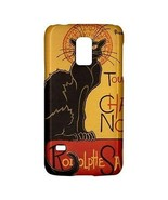 Le Chat Noir Black Cat Hardshell Case for Samsung Galaxy S5 Mini G800 - $15.00