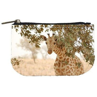 Giraffe Womens Coin Bag Purse