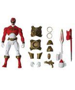 Power Rangers Megaforce Armored Ultra Mode Red Ranger New - $27.94