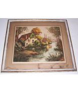 Vintage Original Heinrich Sooniag Hand Signed &... - $2,553.99