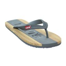 Levis Jayden Men's Sandals Charcoal-Tan 516443-k36 - $14.95