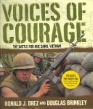 Voices of courage: the battle for Khe Sanh, Vietnam 0821261967 Ronald J.... - $22.11