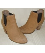 Vince Camuto Sand Soft Nubuck Leather Booties  Size  9.5 Style VC-HAME U... - $19.79