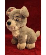 "Disney ""Tramp"" Stuffed Dog Lady & the Tramp - $8.99"