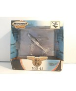 2003  MatchBox Collectibles War Planes  MiG-15 - $24.99