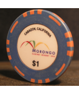 """$1.00 Casino Chip From: """"Morongo Casino Resort Spa""""- (sku#2914) - $3.99"""