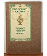 Antique 1914 1st Edition Book The Golden Censer Florence Barclay Holy Sc... - $37.99