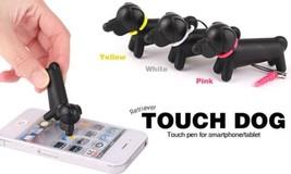 Royal Cute Animal Dog Golden Retriever Dachshund ScreenTouch Pen Stylus ... - $11.25