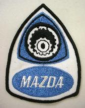 MAZDA Logo automotive vintage jacket patch - $12.00