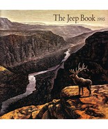 1995 JEEP BOOK sales brochure catalog US Wrangler Cherokee - $9.00