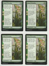 REDUCED FOR QUICK SALE! MTG - DOM - X4 SONG OF FREYALISE - UNC. MT NEW - $1.18