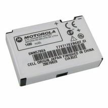 OEM Motorola V3 Razr (SNN5788) Replacement Battery - $8.00