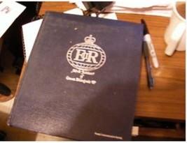 GB SILVER JUBILEE FDC IN HARD COVER BINDER 11378YY - $27.72