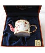 Charlotte di Vita Miniature Enamel Teapot CM211... - $75.00