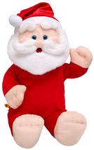 Build a Bear Santa Claus Stuffed Plush 17 in. B... - $69.99