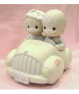 Precious Moments Wishing You Roads Of Happiness... - $36.00