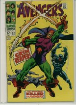 The Avengers (1963) # 52 VF Very Fine Condition From Mile High II Collec... - $89.99
