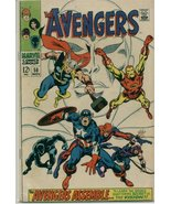 Avengers (1963) # 58 FINE Condition Marvel Comics - $48.00