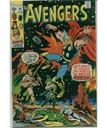Avengers (1963) # 84 VF Very Fine Condition Mar... - $45.99