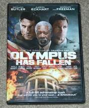 Olympus Has Fallen DVD No Scratches on Disc Gerard Butler Morgan Freeman - $8.00