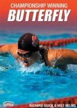 Richard Quick: Championship Winning Butterfly DVD - $23.59