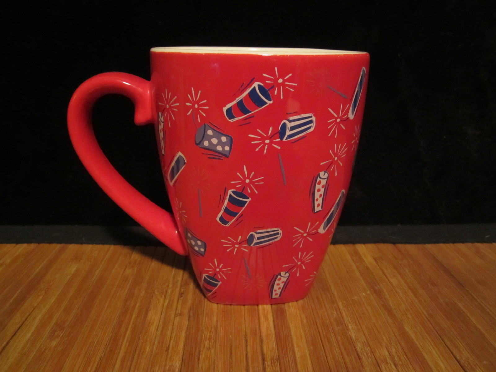 Starbucks Red Travel Mug Uk