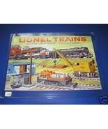 1956 LIONEL CATALOG- UNCIRCULATED - $19.99