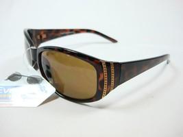 FOSTER GRANT SHINING WOMEN´S TORTOISE SUNGLASSES RHINESTONES TRIM - $16.99