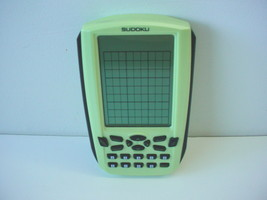 Sudoku Electronic Handheld Game LJ-681 Portable Travel Pocket - $9.83
