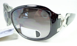 Style Science Beauty Solutions Sun Soothers Black Sunglasses.  - $19.99