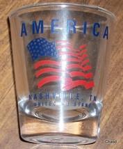 Nashville Shot Glass - $5.00
