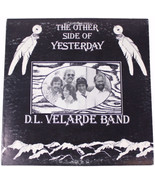 DL VERLARDE BAND Other Side Of Yesterday SIGNED LP 80s Private CO Hard R... - $37.39