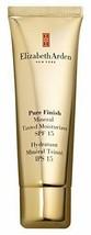 Elizabeth Arden Pure Finish Tinted Moisturizer Broad Spectrum Sunscreen ... - $14.84