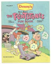 The Flintstones Fun Book Volume 8 Dennys FN Condition  - $19.79