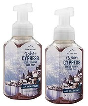 Bath and Body Works Winter Cypress Gentle Foaming Hand Soap, 8.75 Ounce ... - $21.72