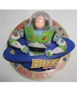 Buzz Light Year To Infinity and Beyond Disney Toy Story  Hallmark  ornament - $12.59