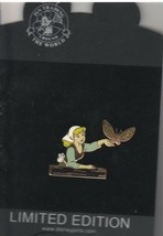 Cinderella Butterfly Pin Authentic Disney pin on Card LE 250 Pin - $155.99