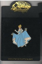 Cinderella  Dancing with brids Authentic Disney Auction on Card PIn - $58.04