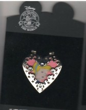 Cinderella Locket Authentic Disney pin on Card LE 300 Pin - $55.99