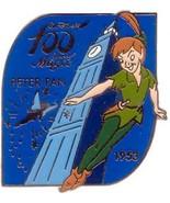 Disney 100 Years of Magic Peter Pan Japan  Big Ben  pin/pins - $49.99