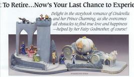 Disney Cinderella Goebel miniatures Last Full Set ship world wide - $1,632.65