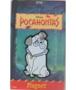 Disney Percy the pug dog  from Pocahontas Magnet - $15.47