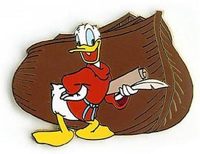 Primary image for Donald Duck Fantasia 2000  Gallery Authentic Disney Pin/pins