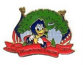 Donald Duck WDW - July  4th- Patriotic Animal Kingdom Authentic Disney P... - $25.99