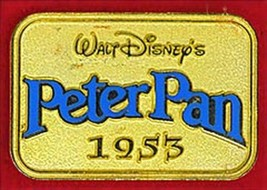 Disney WDW Cast Lanyard Series - Peter Pan Marquee never sold pin/pins - $20.99