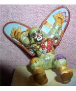 Emmett Kelly Jr. flying circus clown  Flambro MIB ornament - $23.21